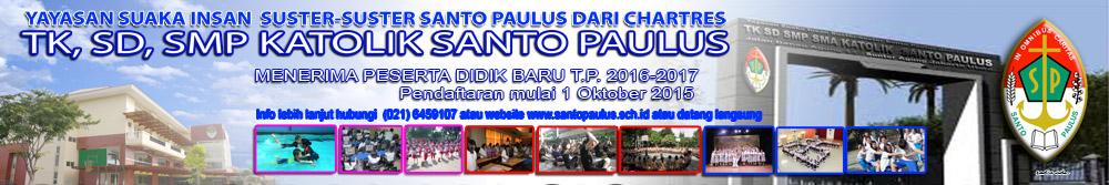 Sekolah Katolik Santo Paulus