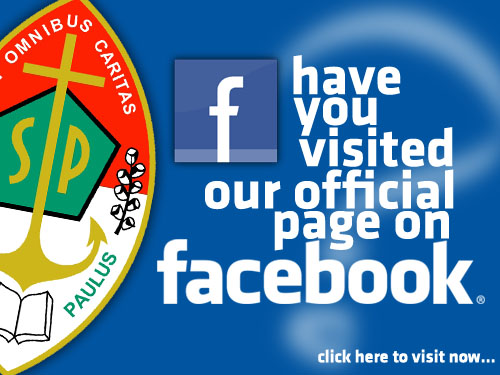 Have you visited our official page on Facebook?